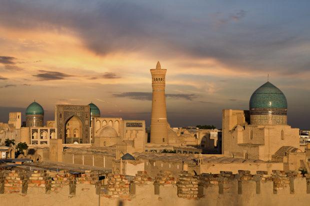 que ver en Uzbekistan: Bukhara