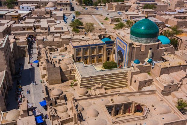 que ver en Uzbekistan: Khiva