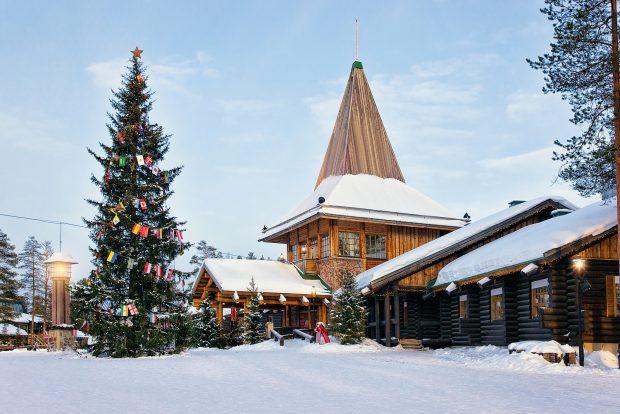 Viaje a Laponia en Navidad: Casa de Papá NoelViaje a Laponia en Navidad: Casa de Papá Noel