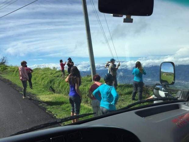 Grupo Singles Tarannà. Pura vida en su viaje a Costa Rica
