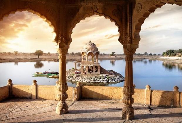 El Sueño de los Cuentos Orientales. Viaje a India