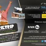 Tarannà y Friktrip crean un concurso para premiar tu experiencia viajera en red!