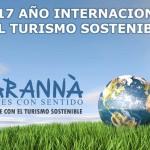 2017, el Año del Turismo Sostenible