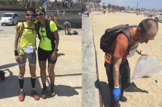 Tarannà con la Ultra Clean Marathon