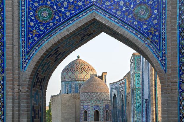 Uzbekistán: ruta de la seda
