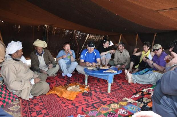 Ventajas de viajar en grupo Tarannà