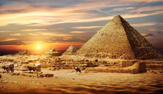 Viajar a Egipto por Navidad