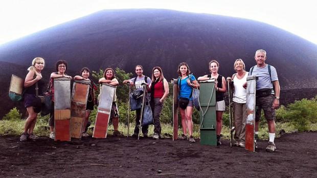 De viaje por Nicaragua, Tierra de Lagos y Volcanes