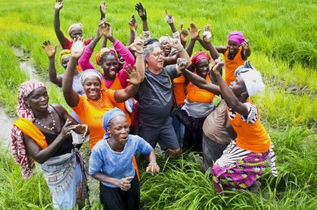 Viaje en Familia a Senegal