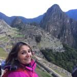 Carme Comalada desde su viaje a Perú