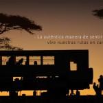 ¿Qué es un viaje en camión por África con Tarannà Viajes con Sentido?