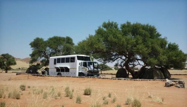 Viaje en camión por África con Tarannà Viajes con Sentido